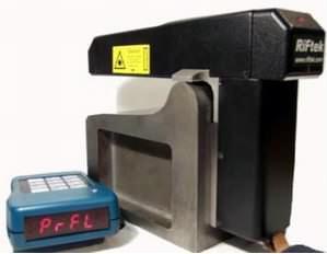车轮踏面参数智能测试仪(引进国外产品二次开发)