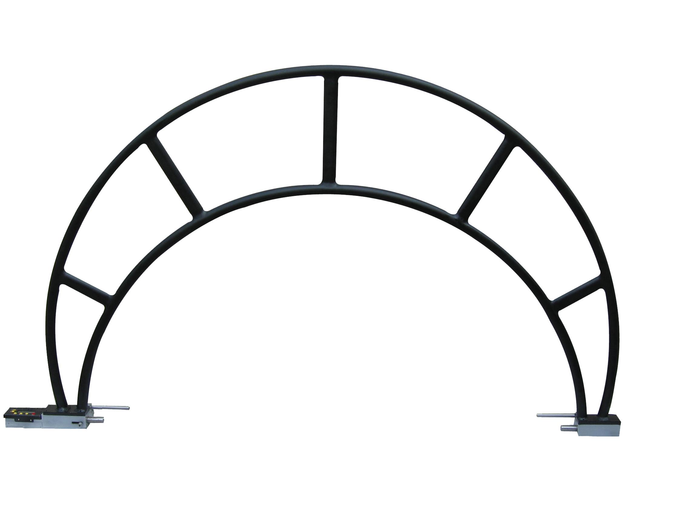 数显机车轮辋直径测量仪