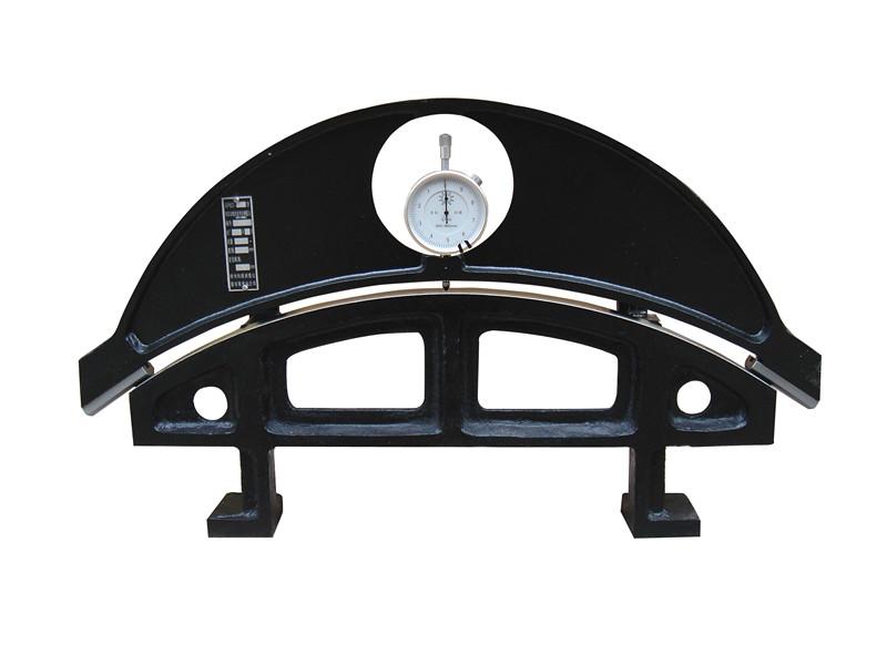 机车车轮不落轮车轮外径测量仪(表式)