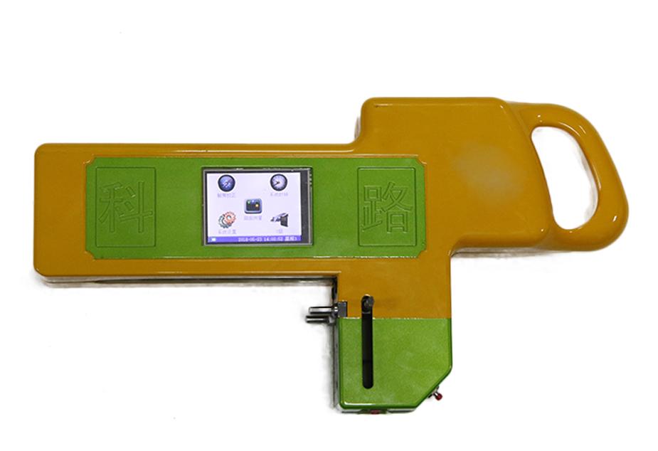 便捷式车轮踏面参数智能检测仪
