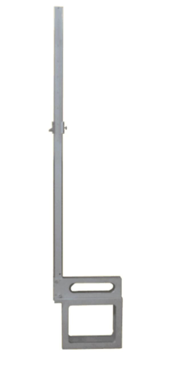 机车车辆车钩中心高度测量尺检具