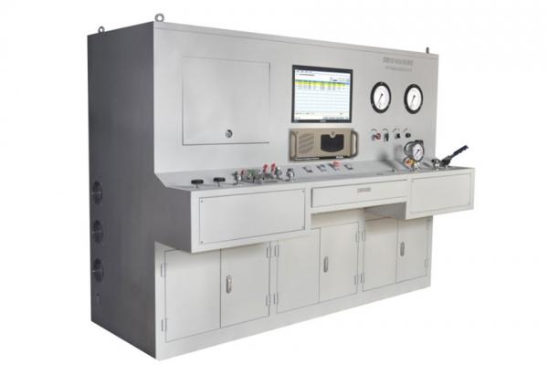 铁路设备传感器检测台