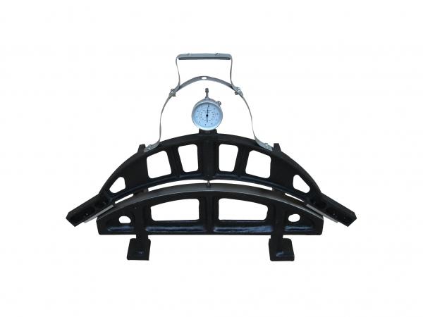 机车车轮外径测量仪(表式)