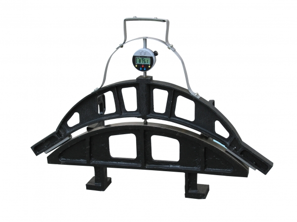 机车车轮外径测量仪(数显)