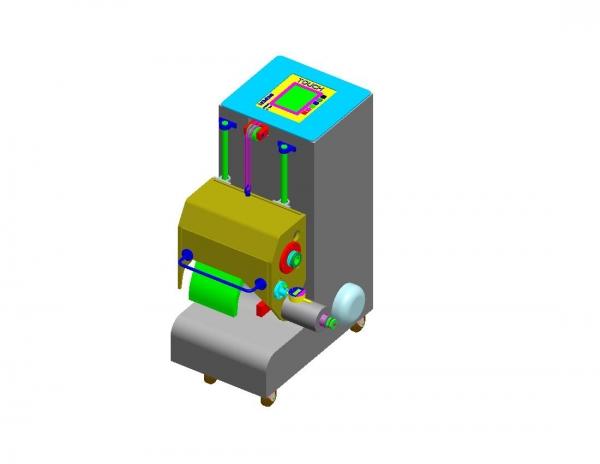 全自动滚动轴承配合游隙测试台