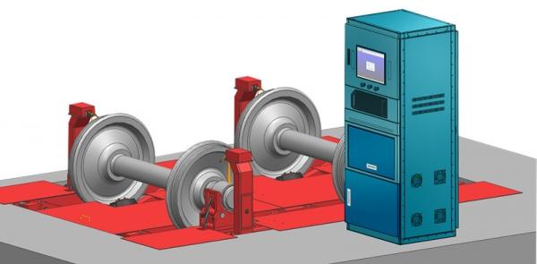 GF2134型双工位万博app官方货车轴承磨合测试机