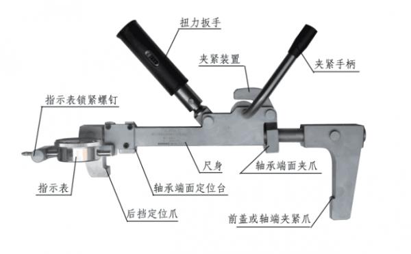 23.滚动轴承轴向游隙测量仪